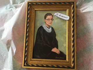 RBG Prints at Studios 11