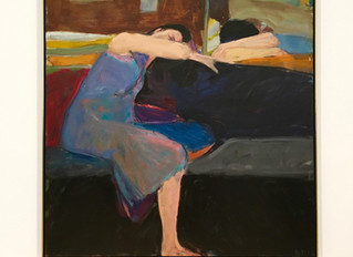 Matisse and Diebenkorn Show