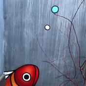Fish Face II (MELBOURNE)