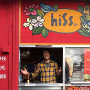 Hiss Coffee (LONDON)