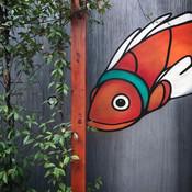 Fish Face III (MELBOURNE)