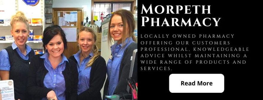 Morpeth Services and general business .j