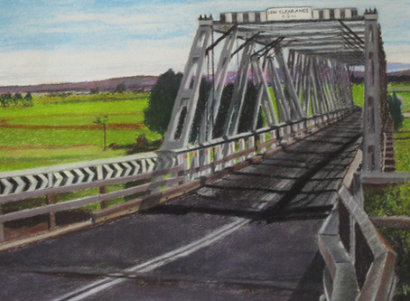 Morpeth Museum Re-Opening with an Homage to Morpeth. Art work by Holly McNamee 29/08/202 - 15/11/202