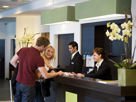 Casual Motel Relief Manager\Receptionist