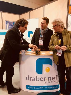 Stand Draber Neff - PREVENTICA Strasbourg