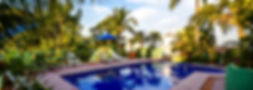 Pool at Inn at San Pancho, Nayarit, Mexico