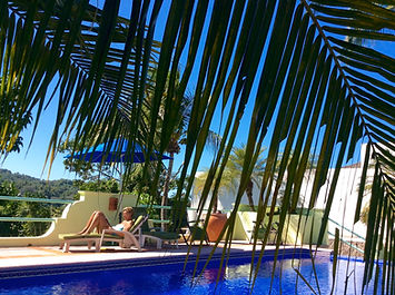 Relax at the Inn at San Pancho, Nayarit, Mexico