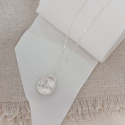 'Stay Lost' Necklace | Sterling Silver