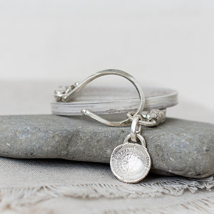 'Stay Lost' Stable Wrap | Sterling Silver