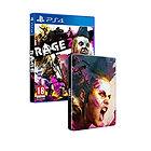 Jeu Rage 2 + Steelbook sur PS4