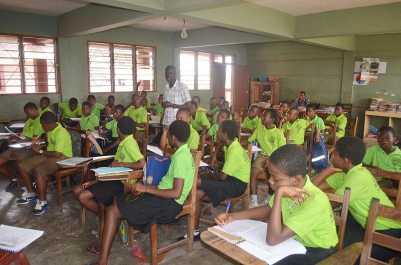 Action Basic School HE class