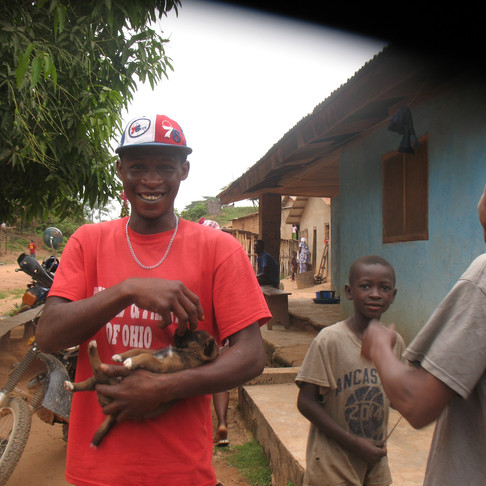 Spend a day with Liberia Animal Welfare & Conservation Society