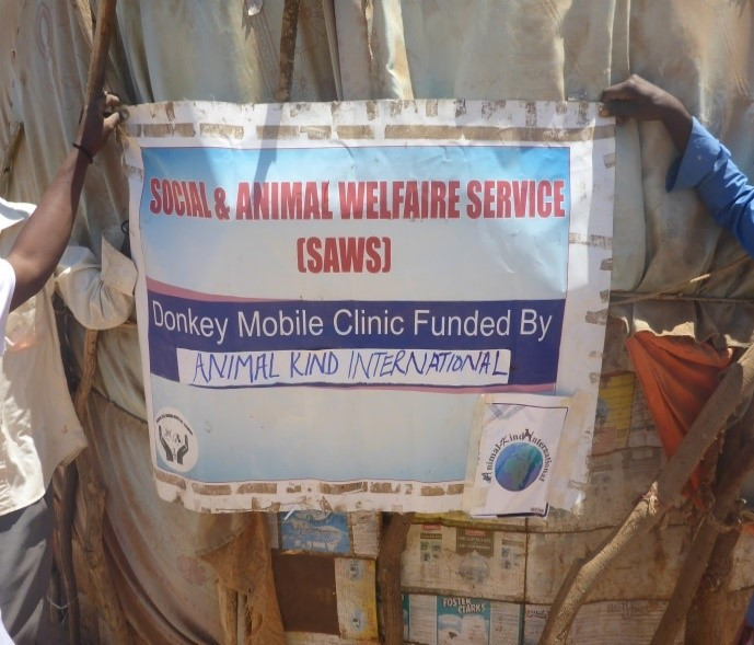 Mobile clinic funded by AKI!