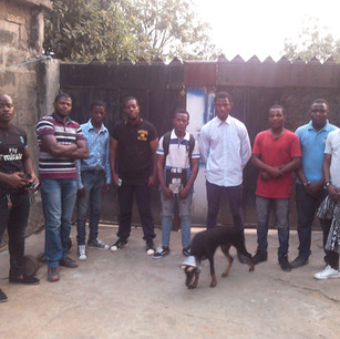 SA meeting with dog owners
