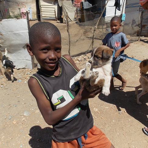 Namibia, August-November: What your donations have accomplished