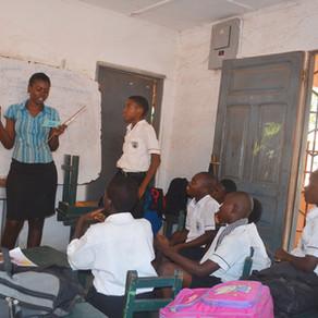 Join us for a Ghana SPCA Humane Ed Lesson!