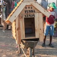 Funda Nenja Dog House