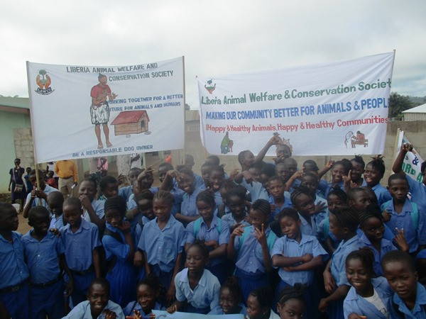 10 schools attended the WAD celebration