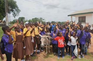 Field trip to Accra Livestock Research Centre