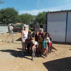 The Katutura, Namibia Animal Care Team is Making Progress!