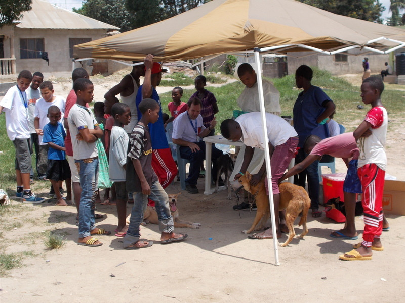 TAWESO Vet Outreach Clinic