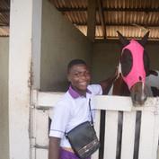 Nov field trip to Accra Polo Club Trust