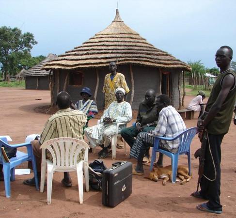 AKI's Humane Education Program in South Sudan