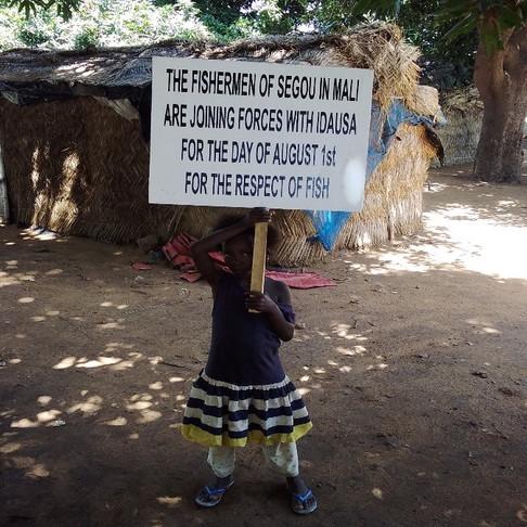 Araf Plateau Dogon's Respect for Fish Day -Mali