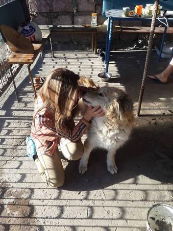 Nune and friend