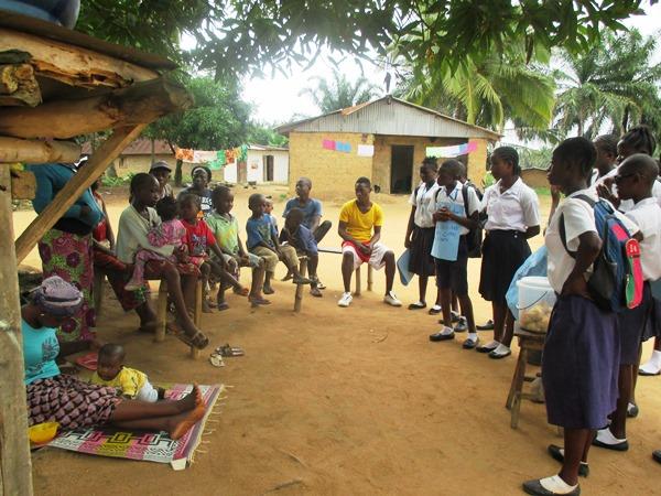 Student led community work