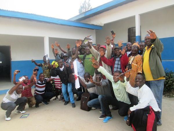 LAWCS trained 25 Humane Ed teachers