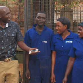 My Visit to the Uganda SPCA Haven (March/April) & Beyond (May-July)