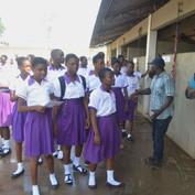 Nov field trip to Accra Polo Club for Tr