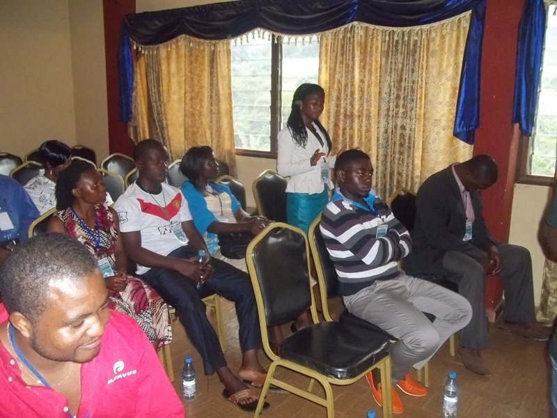 OIPA-Cameroon's April 2013 seminar for volunteers and other animal lovers