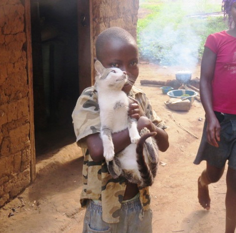 AKI Supports Student-Led Animal Kindness Projects in Liberia