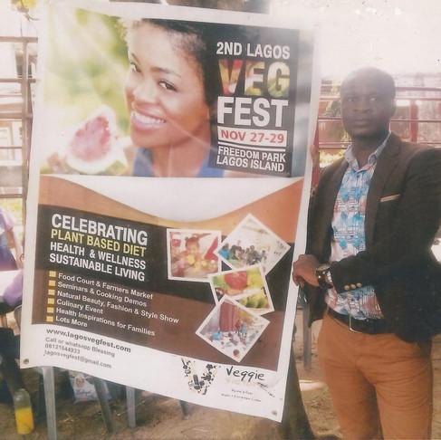 MY ANIMAL WELFARE BIOGRAPHY (NIGERIA'S WORLD ANIMAL DAY AMBASSADOR)