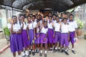 Village Pets and Gardens dzorwulu Trust Academy school group7.JPG