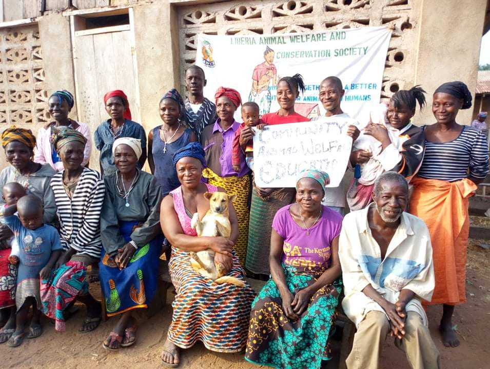 Liberia Community Group