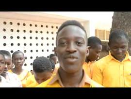 Field trip to the Bolgatanga Vet Clinic