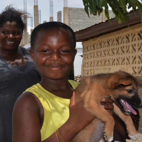 Ghana SPCA: Hands-on Humane Ed
