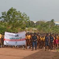 Ghana SPCA World Animal Day event