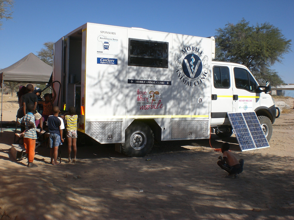 The Have A Heart Mobile Clinic