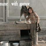 Nune with Armenia's national dog