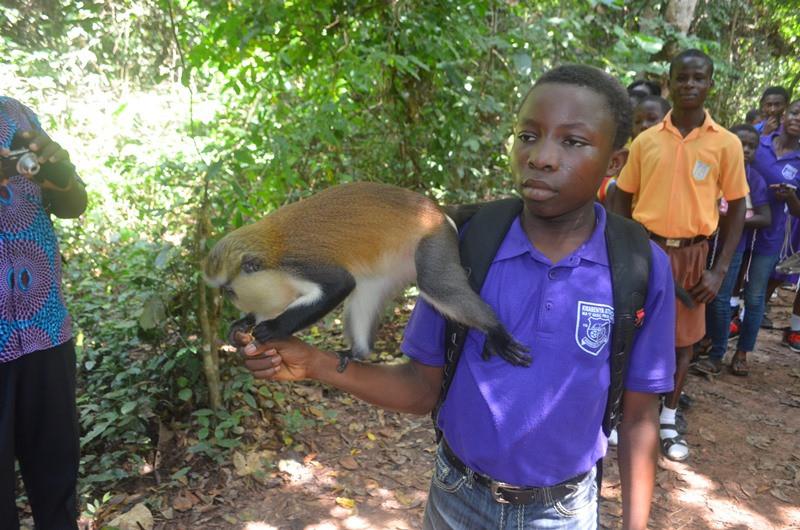 Tafi Atome with monkey.JPG