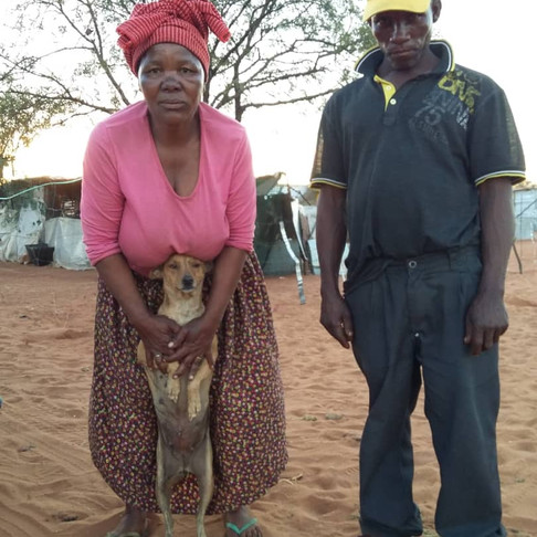 AKI in Namibia: How your donations make all the difference in Namibia