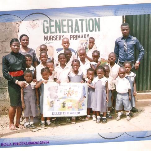 My Achievement Raising Kind Kids in Africa