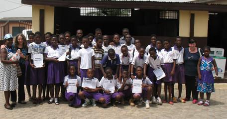 Trust Academy HE class full group