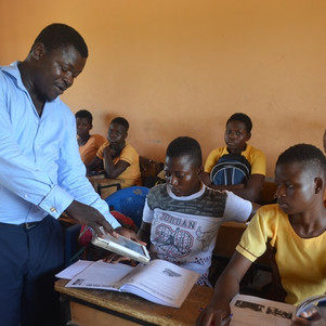 24 June Abileo the HE teacher, Awaah JHS
