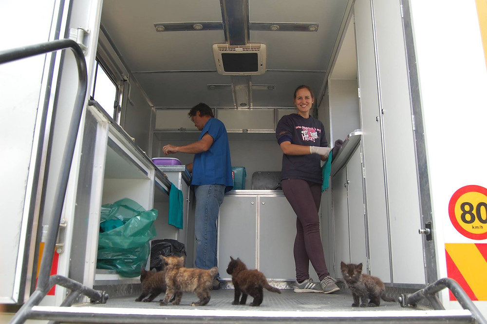 Have A Heart's Spay/Neuter Mobile