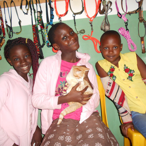Uganda SPCA Relies on AKI Donors-2018